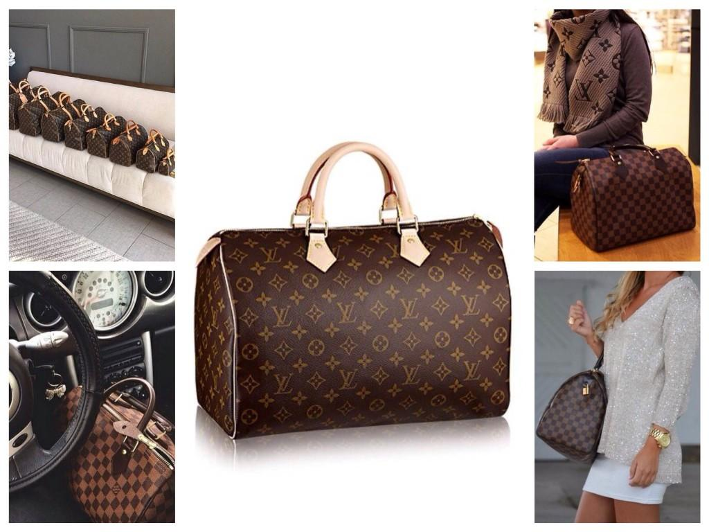 Speedy от Louis Vuitton
