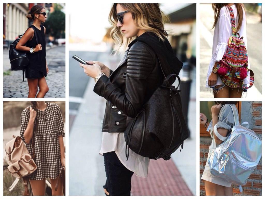 Такие разные рюкзаки