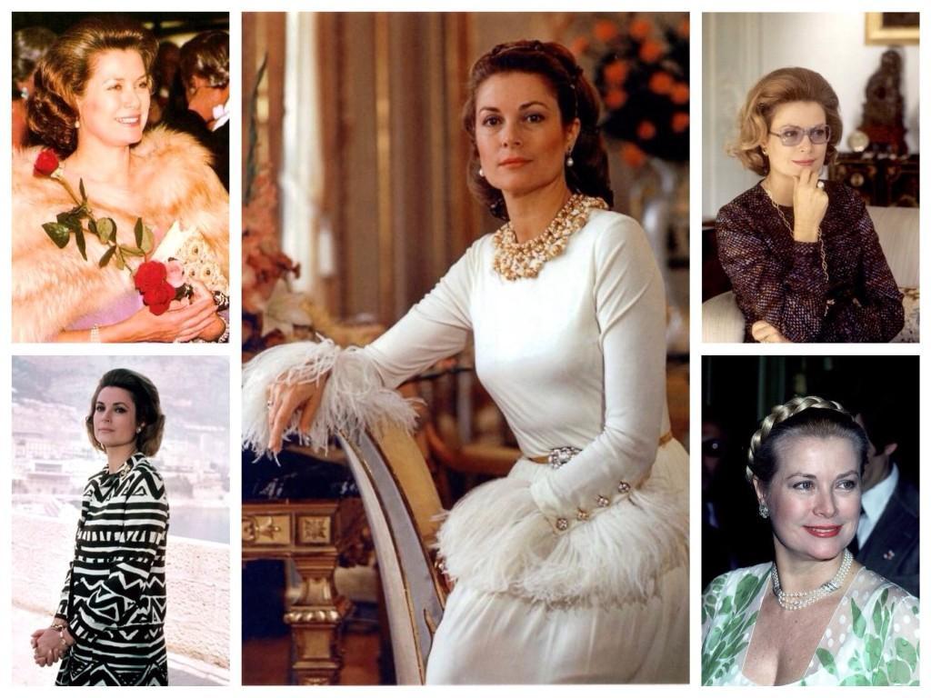 Образы принцессы Монако
