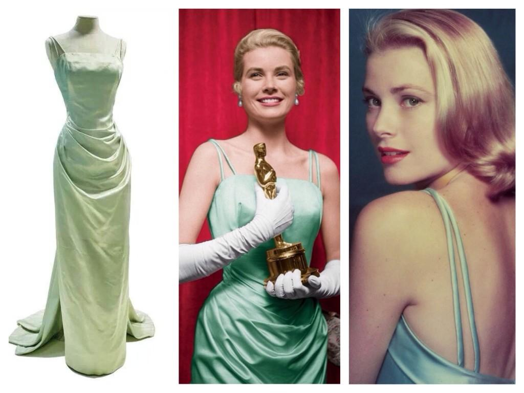 Вечернее платье для премии Оскар