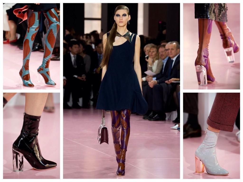 Обувь с показа 2016 Dior