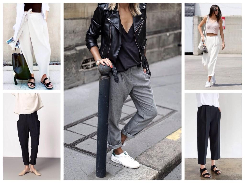 Брюки и джинсы по типу фигуры: фото, советы