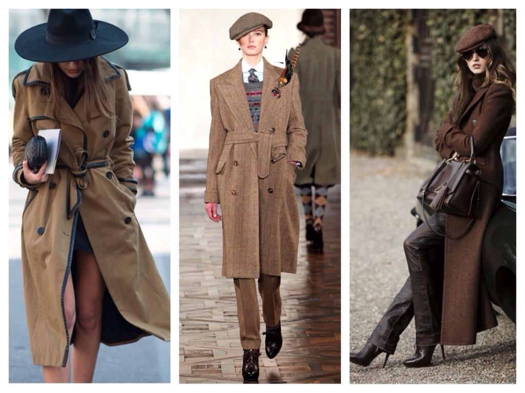 кепки с пальто