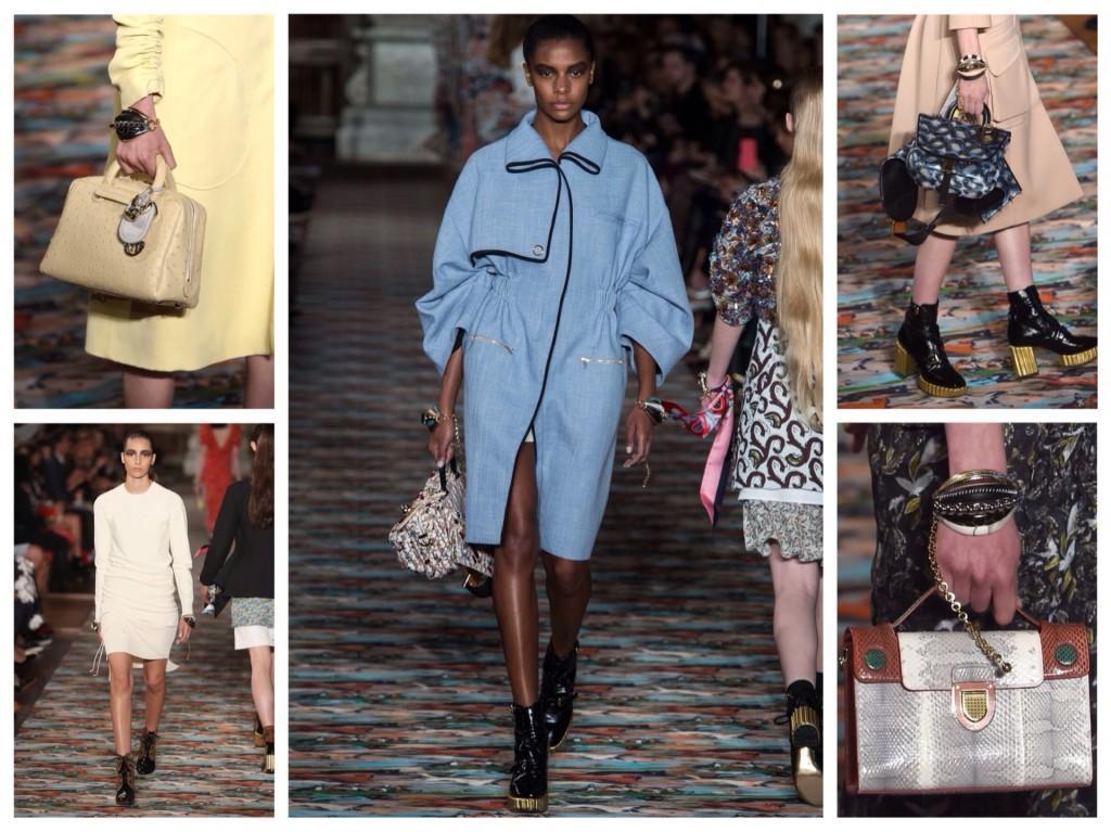 Образы от Dior