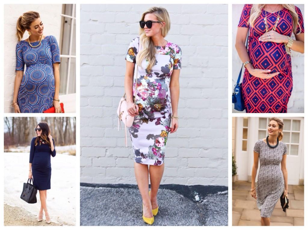 платья на каждый день для беременных
