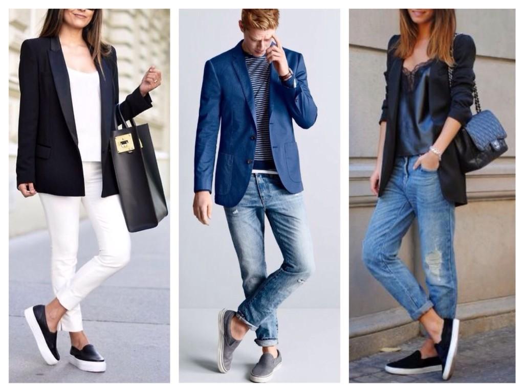 комплекты с пиджаком