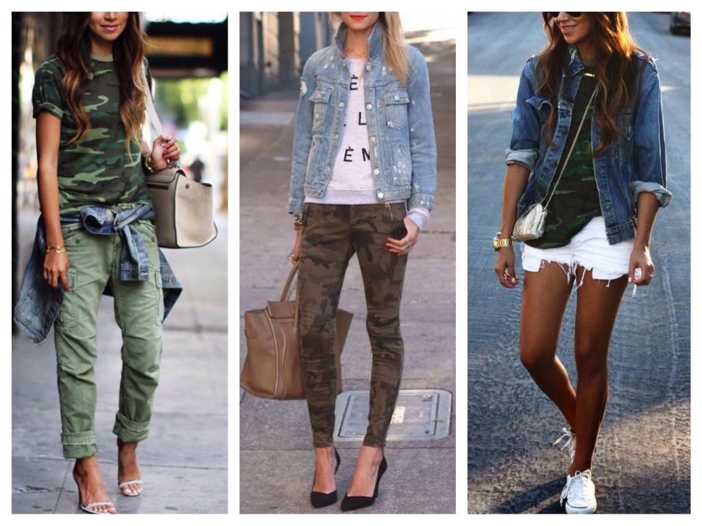 джинсовая куртка в милитари стиле