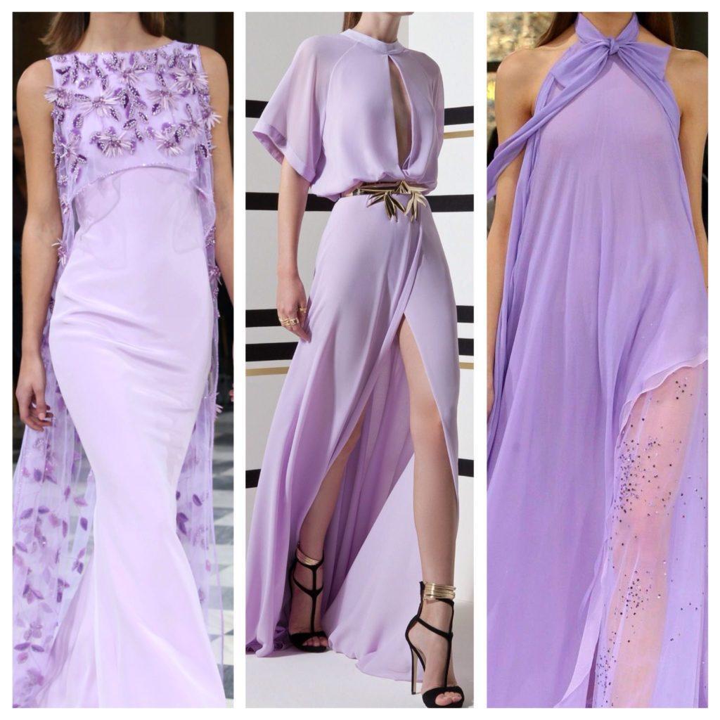 вечерние платья от кутюр
