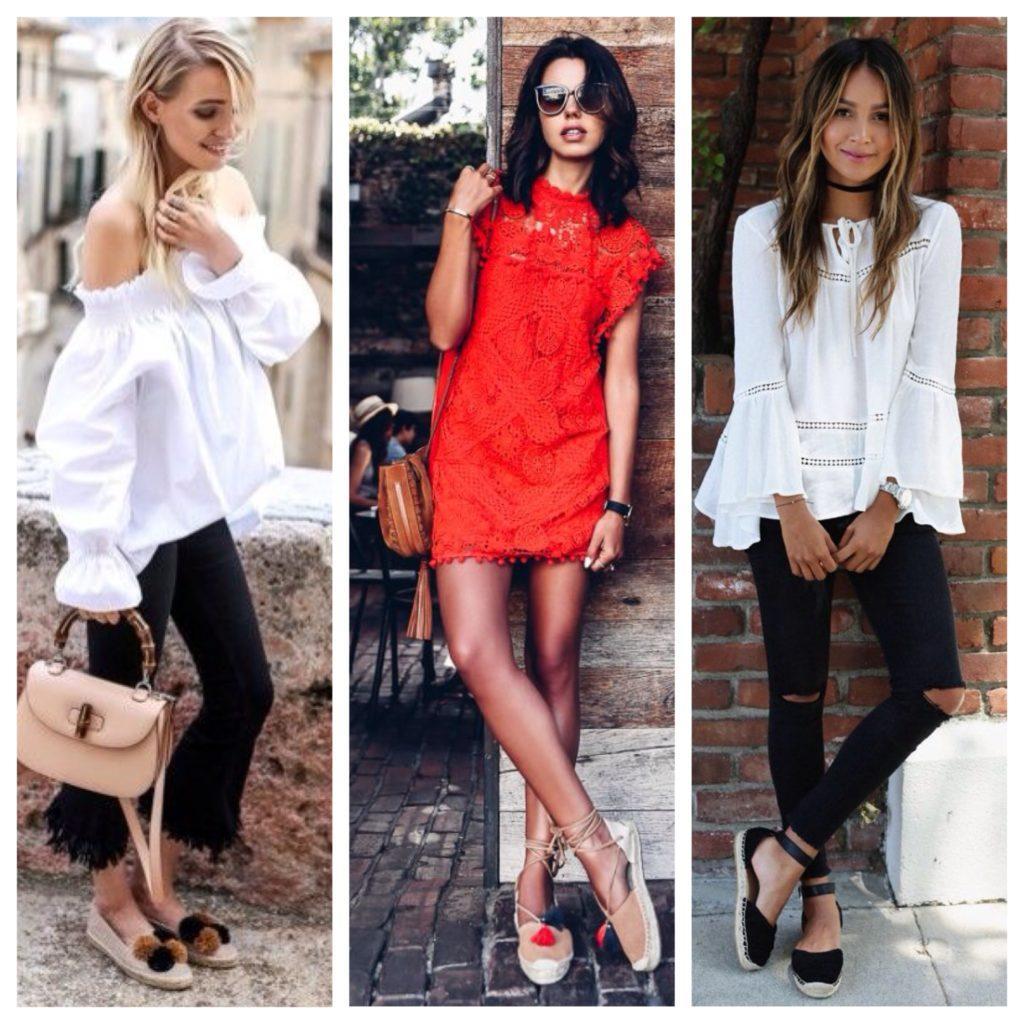 street style модных блоггеров