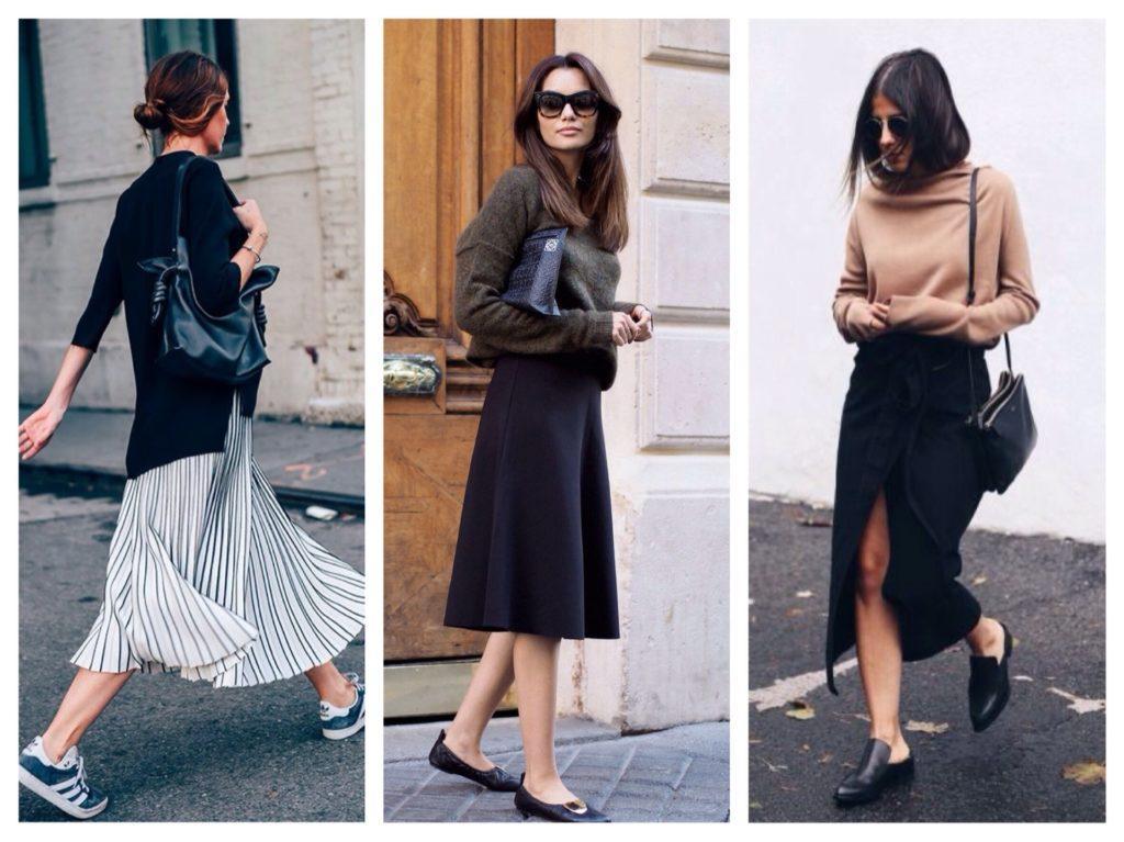 варианты с юбками