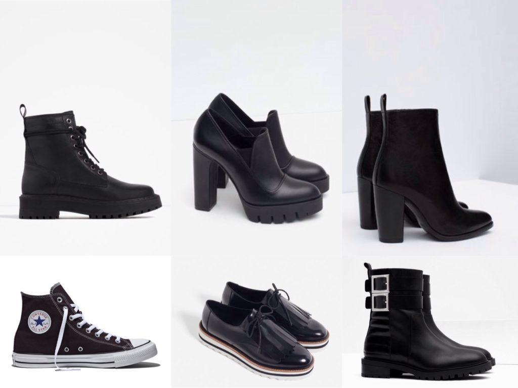 обувь на осень весну