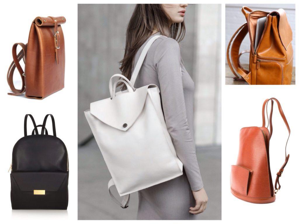 варианты рюкзаков для офиса