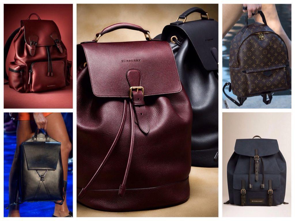 рюкзаки известных брендов