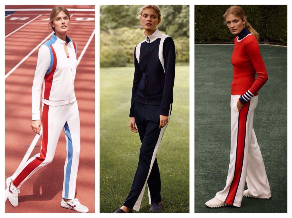 Лампасы в спортивной одежде