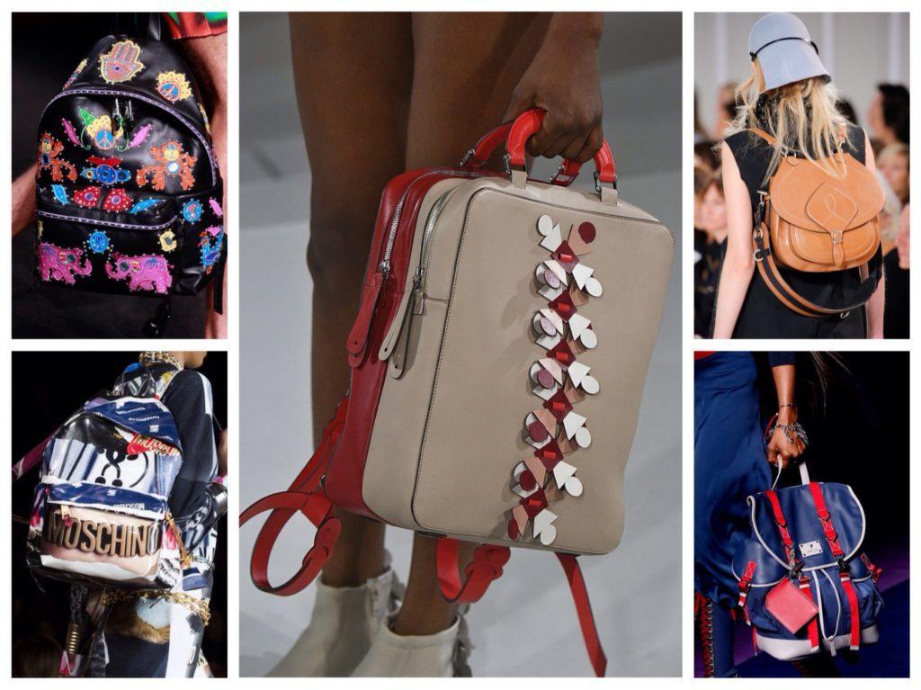 женские рюкзаки от кутюр