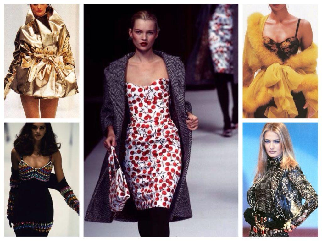 Dolce Gabbana 90е