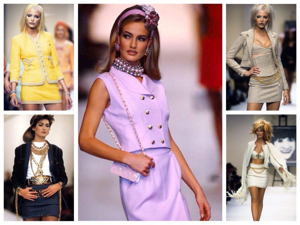 Мода 90-х годов платье 61