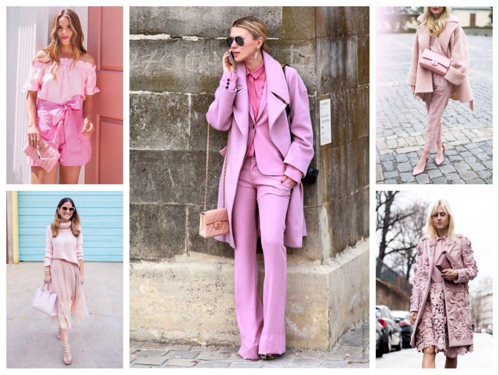 розовый тотал лук