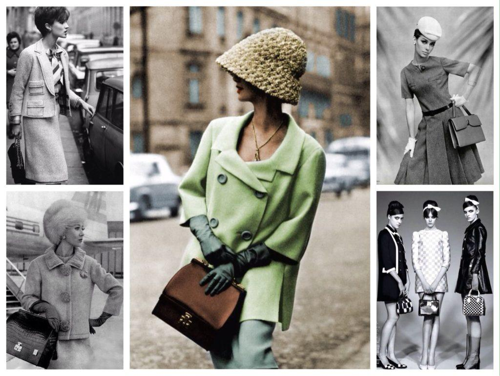 Мода и прически 1960 - х годов