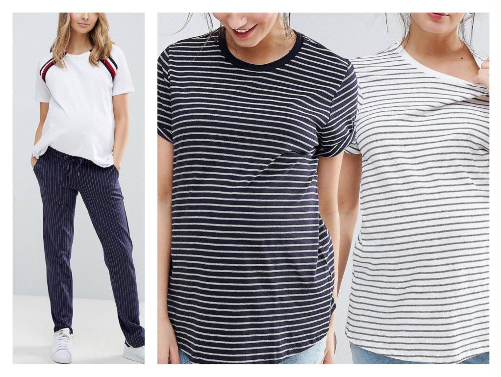 футболки для кормления и в беременность