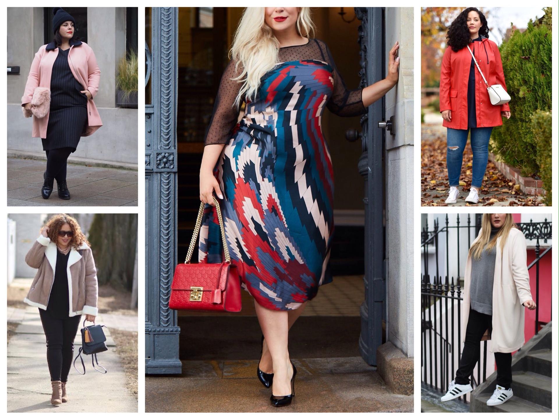 bdd00af39204007 Одежда для полных женщин: составляем правильный гардероб