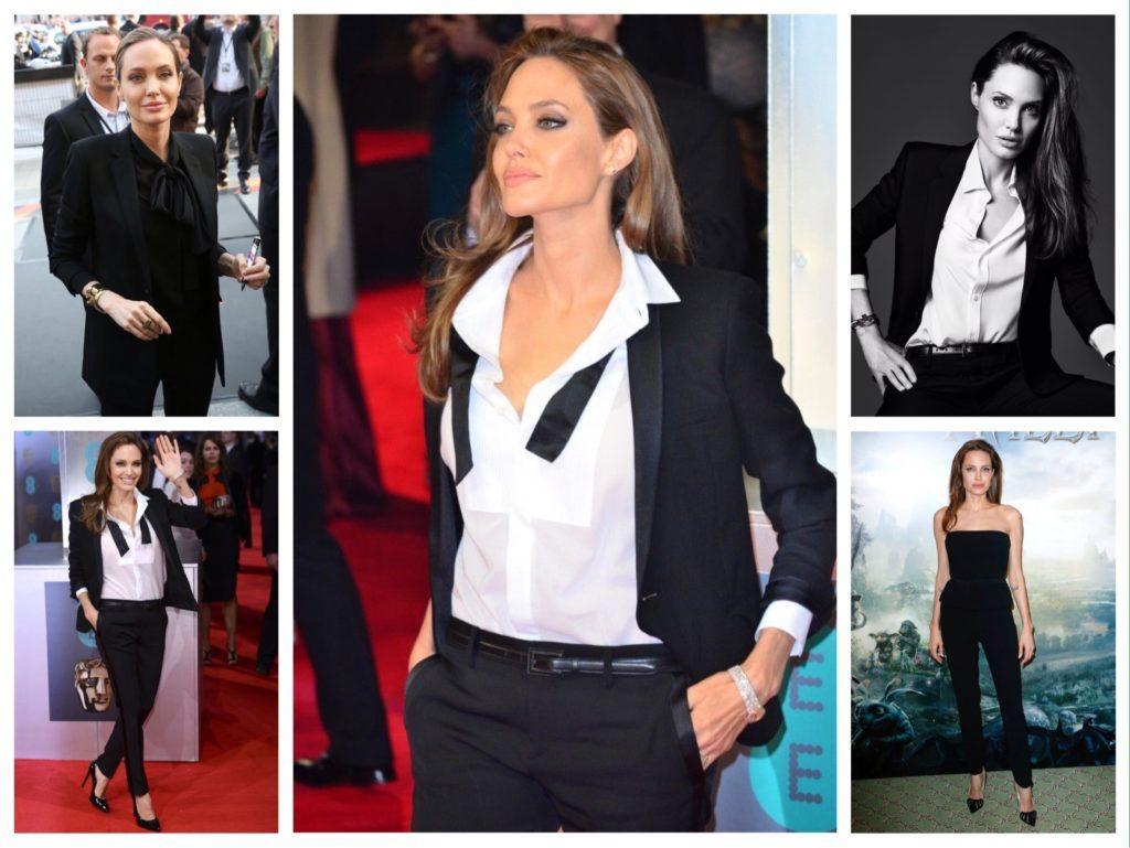 Образы Анджелины Джоли