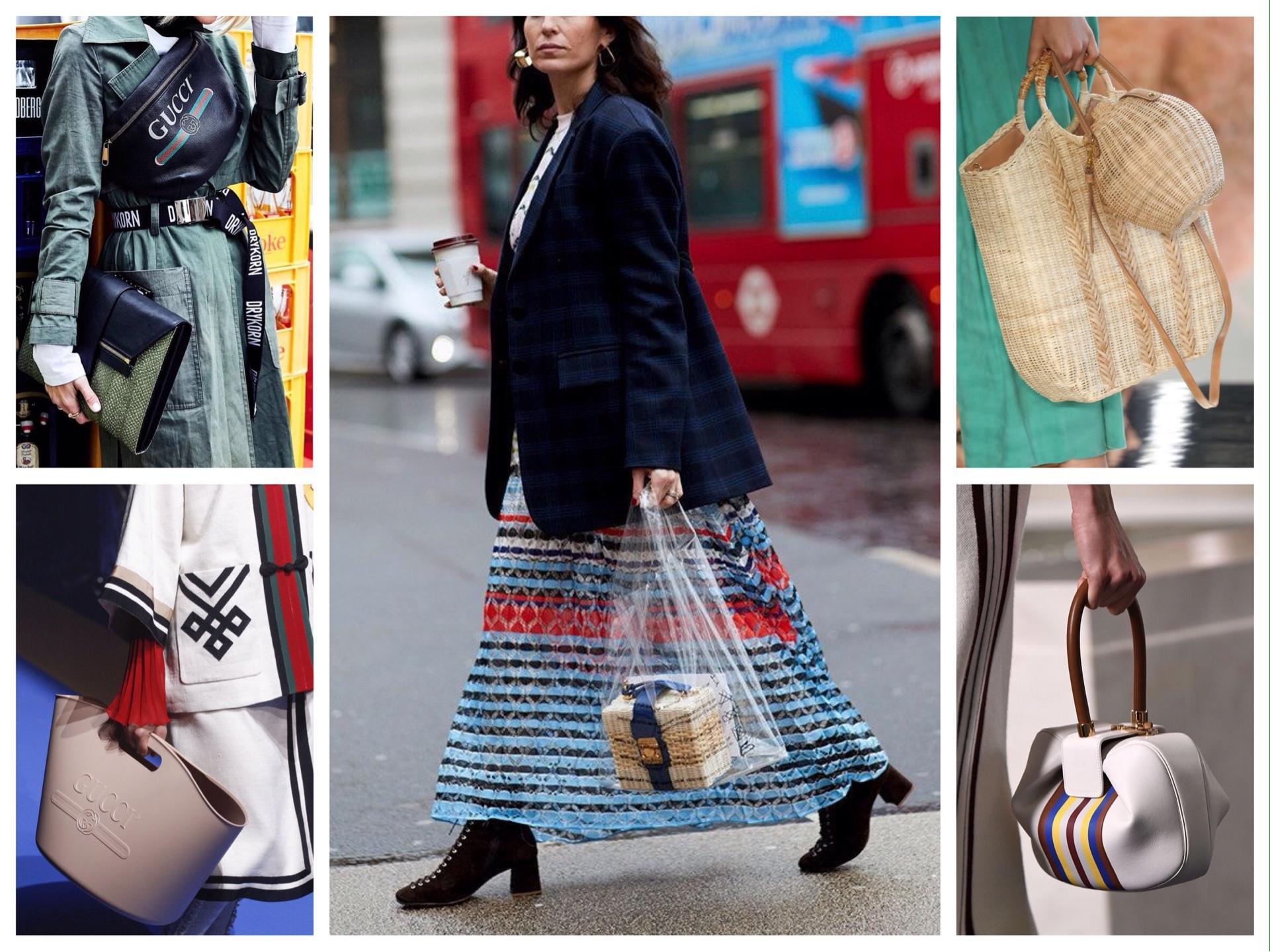 e14ca5f9aefc Виды женских сумок и как их носить: фото, рекомендации
