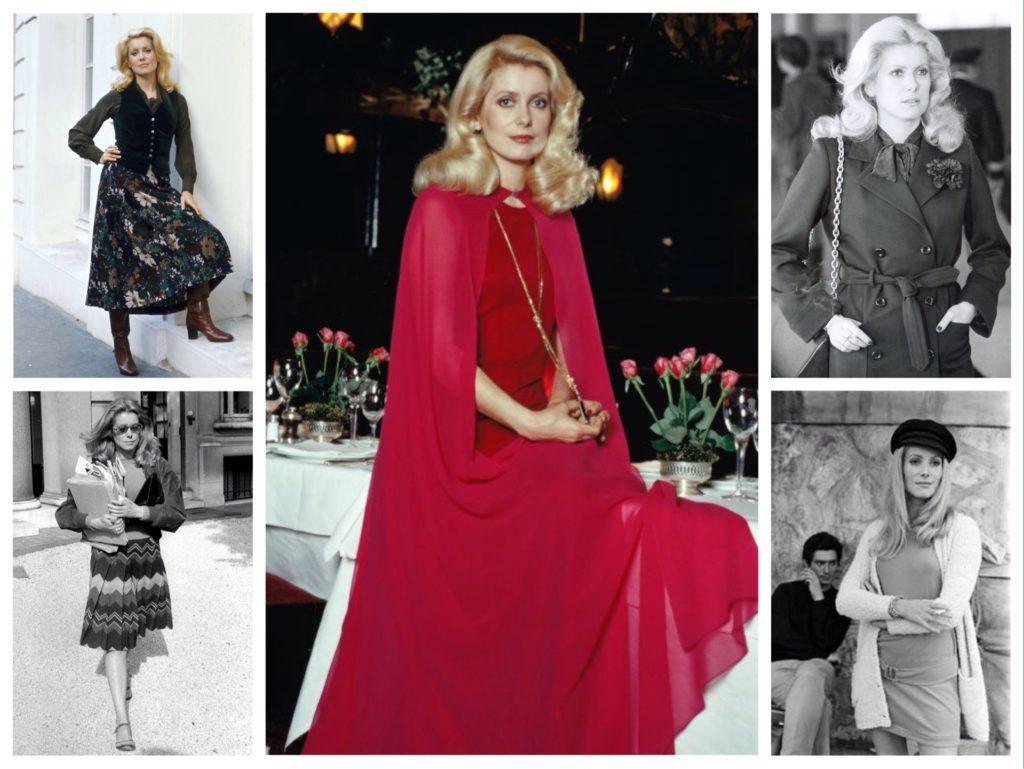 Katrin-Denev-ikona-stilya-1024x769 Модные платья в стиле 70-х годов и их фото