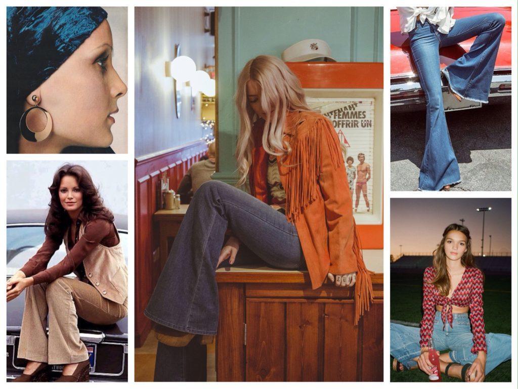 aktsentyi-v-obraze-v-stile-70h-1024x769 Модные платья в стиле 70-х годов и их фото