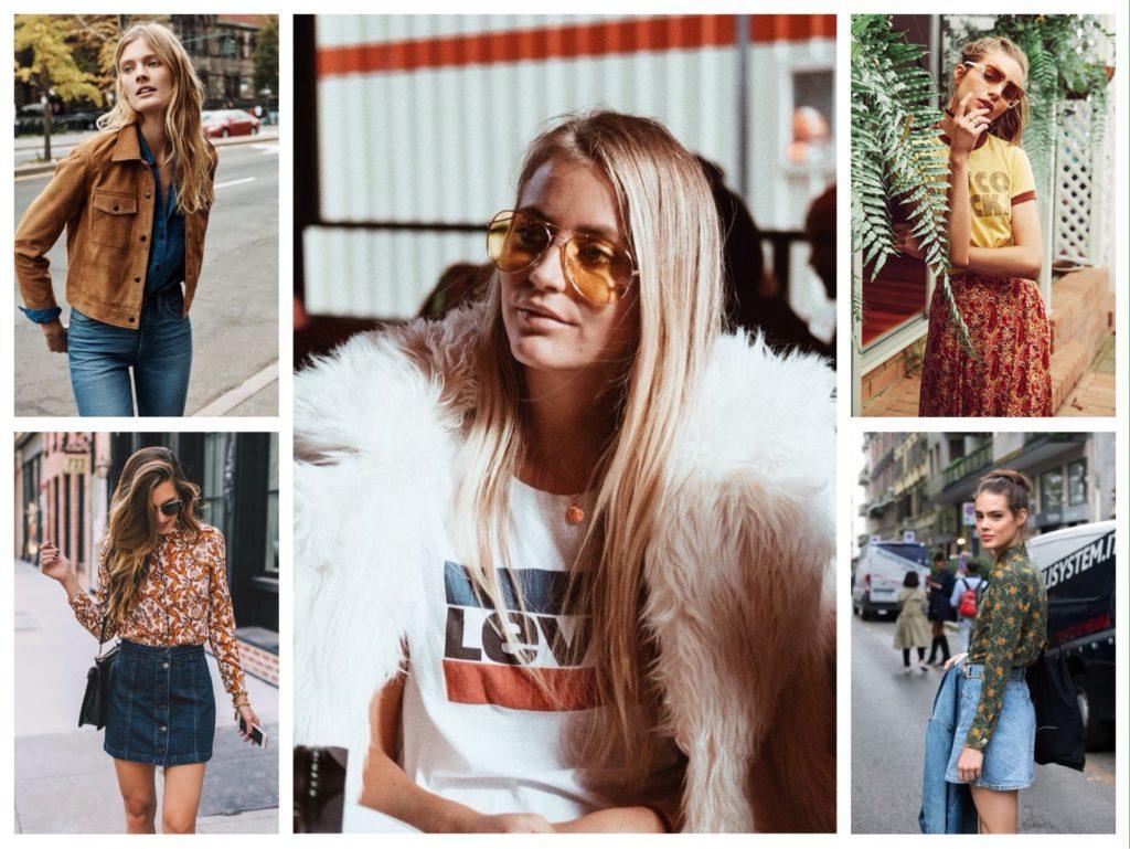 sovremennyie-obrazyi-v-stile-70h-godov-1024x769 Модные платья в стиле 70-х годов и их фото