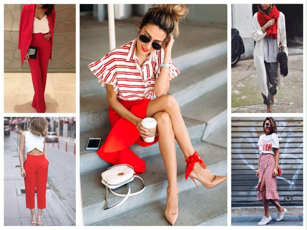 белый с красным фото