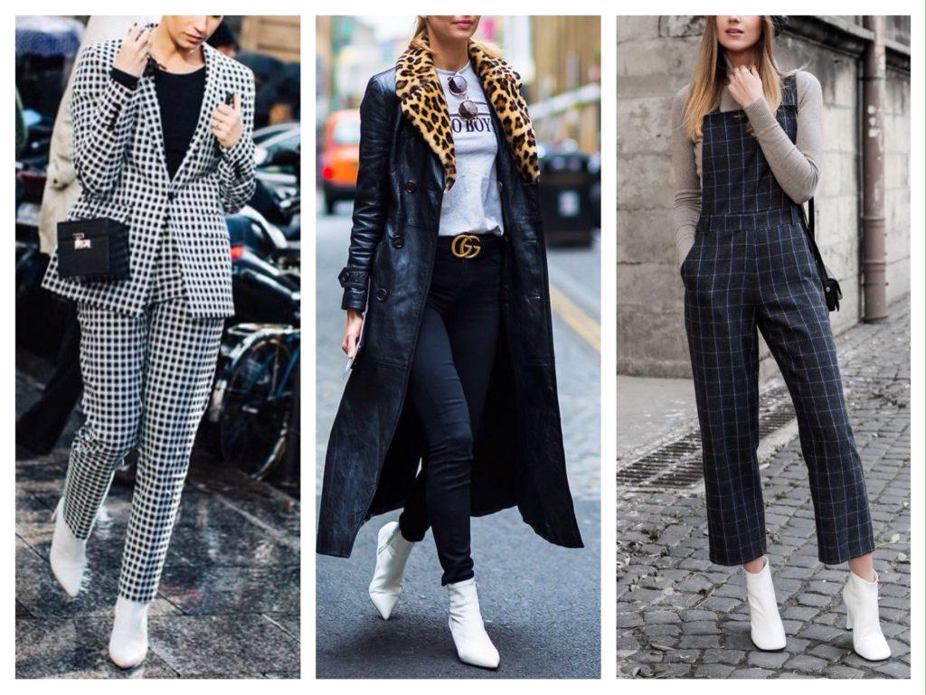 комплекты с брюками