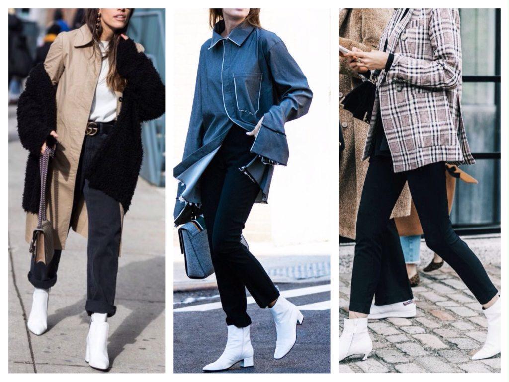 варианты с черными джинсами