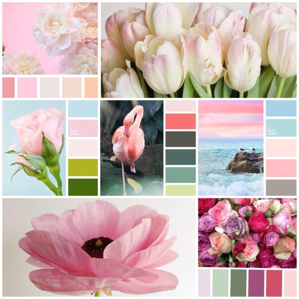с чем сочетается розовый