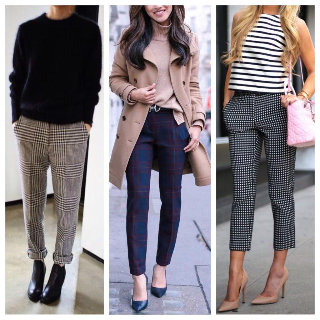 длина брюк варианты