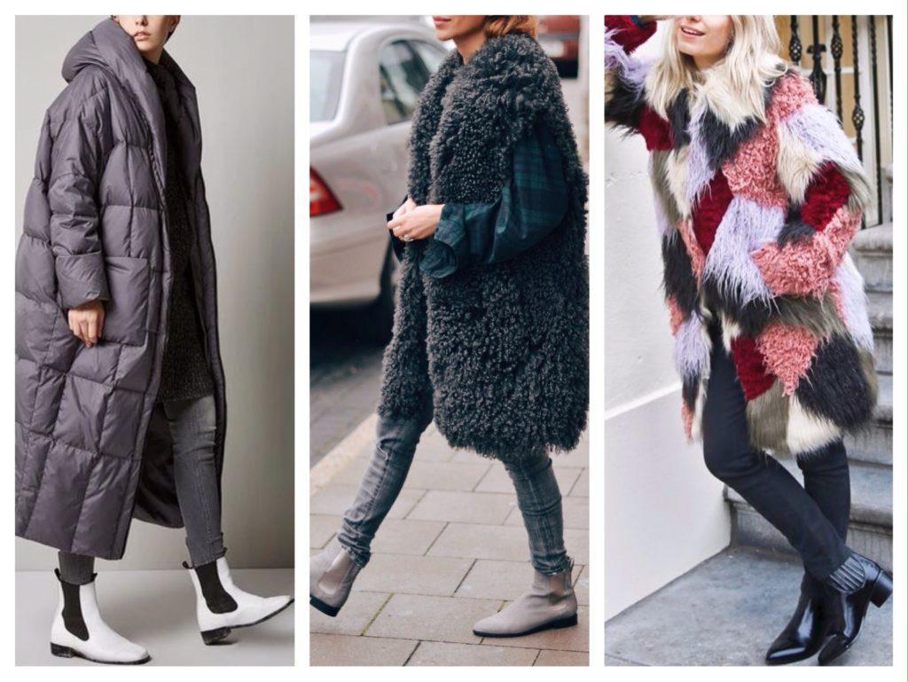 ботинки челси зимние образы