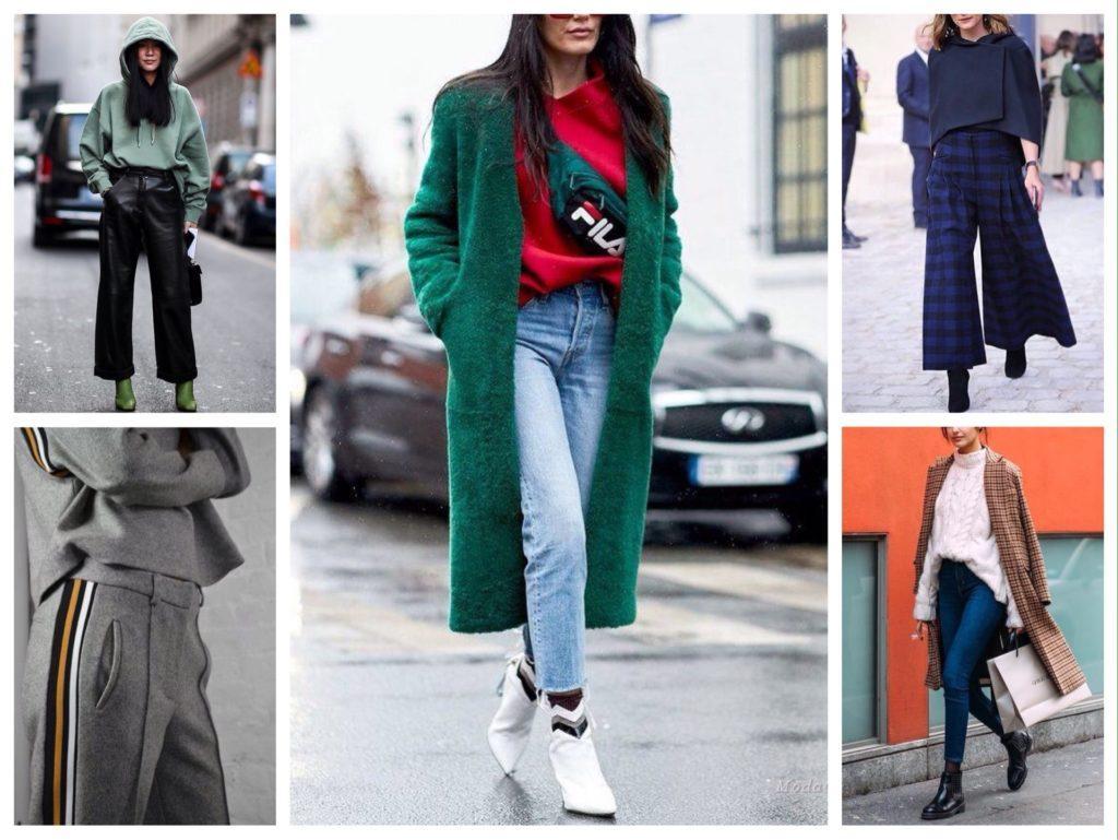 брюки для зимы