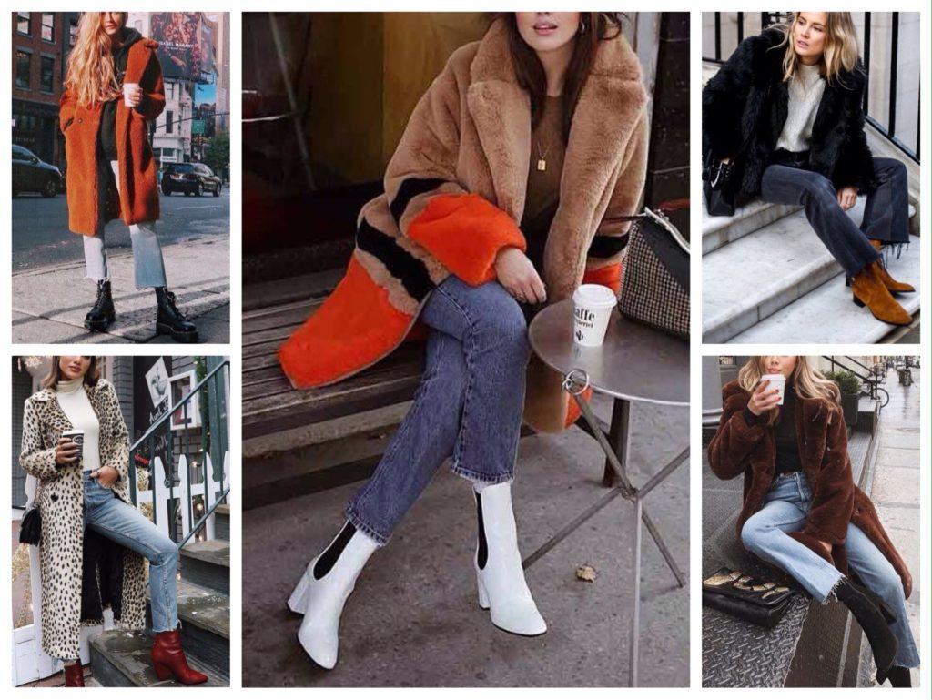 джинсы обувь зима