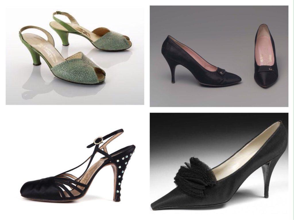 обувь 50х годов