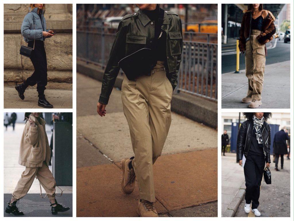 теплые брюки на зиму