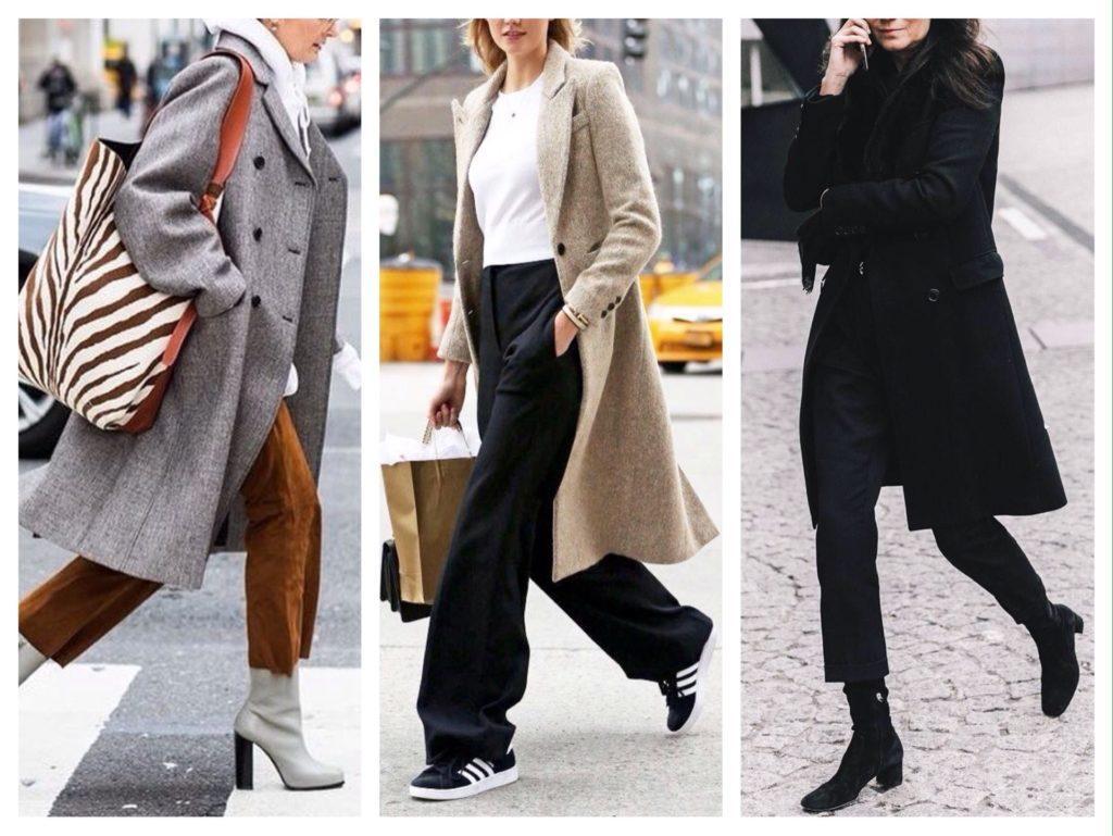зимние комплекты с брюками
