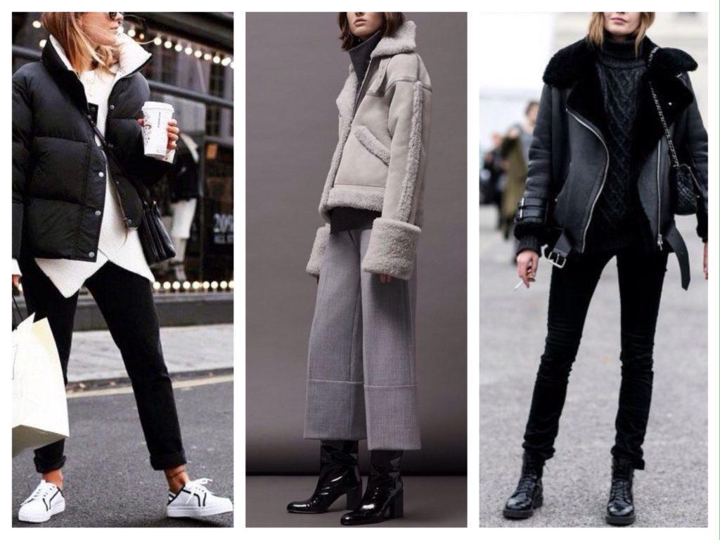зимняя обвуь с брюками