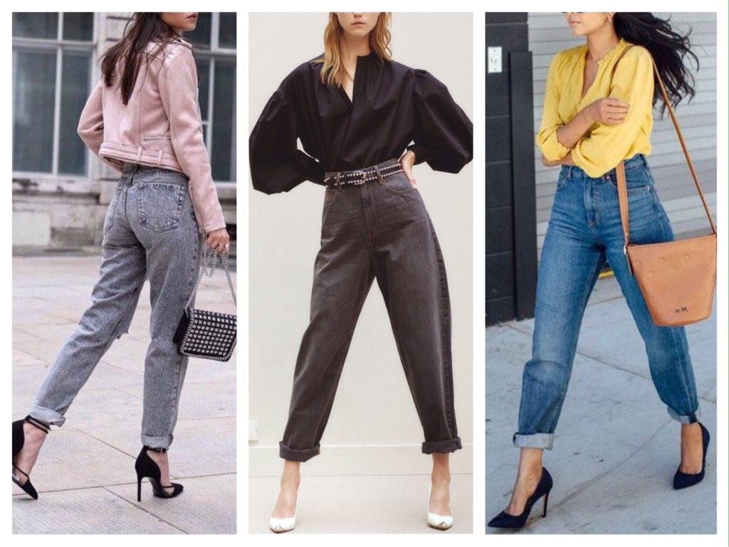 джинсы на весну 2019