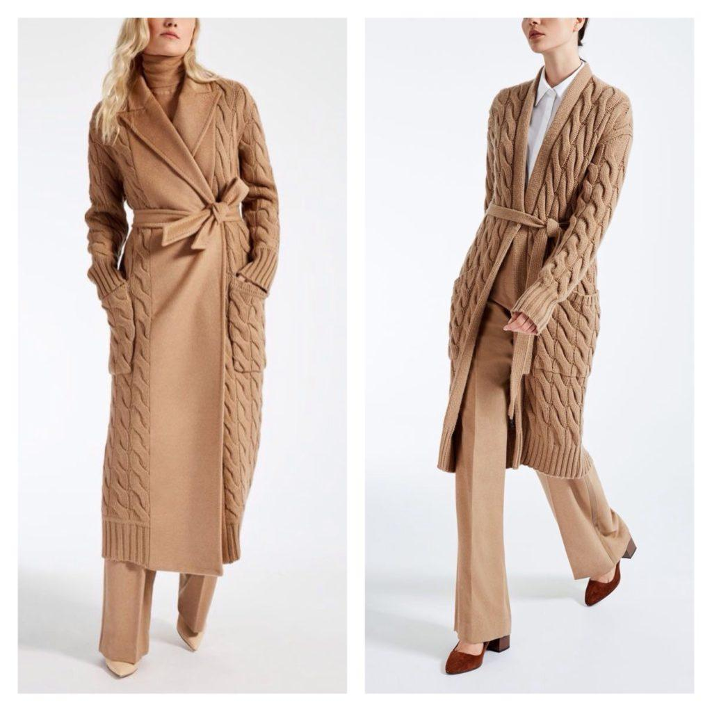 кардиганы пальто
