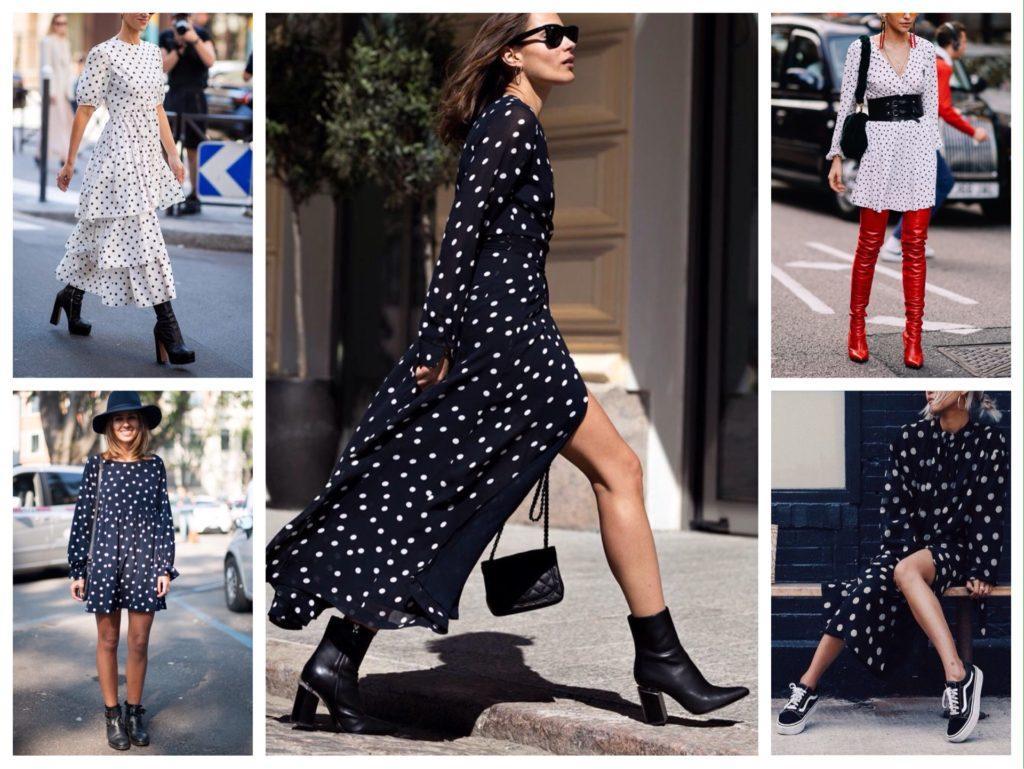 варианты обуви под платье