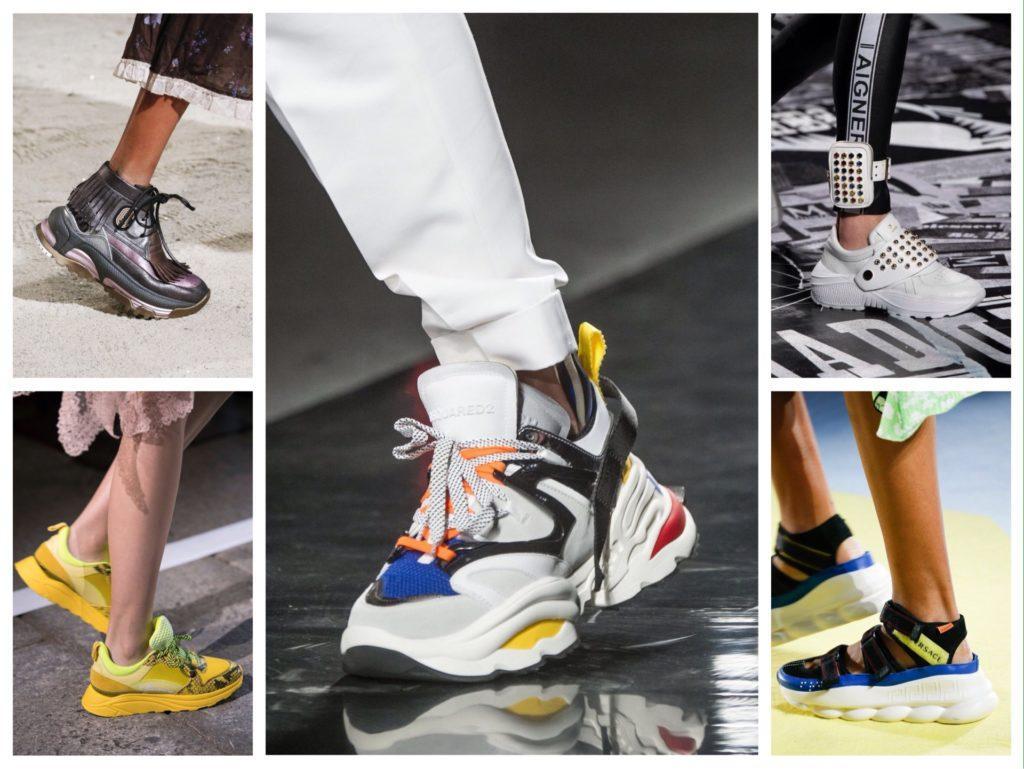 модные кроссовки 2019 фото
