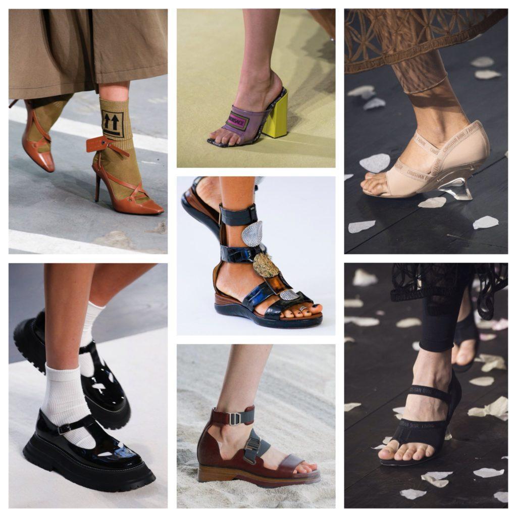 тренды обуви 2019 фото