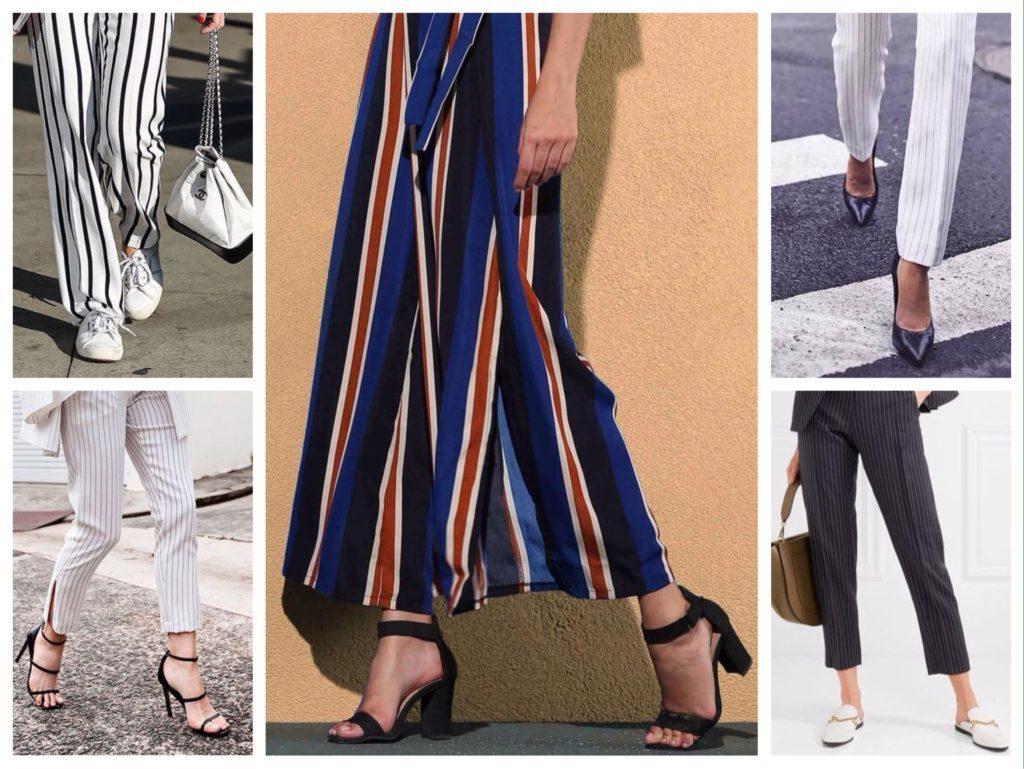 варианты обуви под брюки