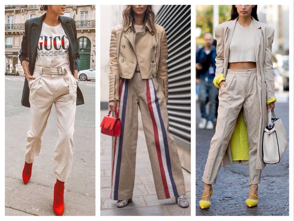 модные комплекты street style