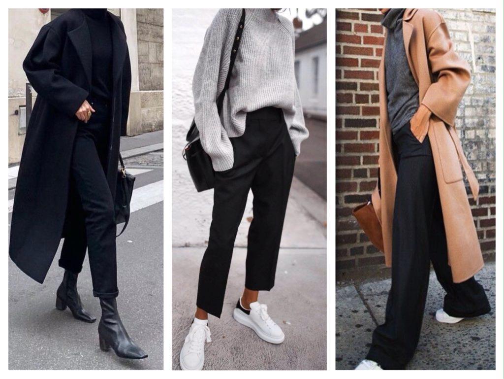 обувь к брюкам